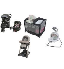 Graco Pink Complete Baby Gear Bundle,Stroller Travel System ... Graco Standard Full Sized Crib Slate Gray Peg Perego Tatamia 3in1 Highchair In Stripes Black Stokke Tripp Trapp High Chair 2018 Heather Pink Costway Baby Infant Toddler Feeding Booster Folding Height Adjustable Recline Buy Chairs Online At Overstock Our Best Walmartcom My Babiie Group 012 Isofix Car Seat Complete Gear Bundstroller Travel System Table 2 Goldie Walmart Inventory Boost 1 Breton Stripe Evenflo 4in1 Eat Grow Convertible Prism