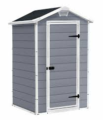 Metal Storage Shed Doors by Small Metal Storage Shed Samzu Info