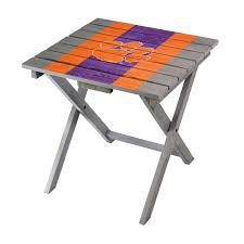 Clemson University Folding Adirondack Table Black Clemson Tigers Portable Folding Travel Table Ventura Seat Recliner Chair Buy Ncaa Realtree Camo Big Boy Game Time Teamcolored Canvas Officials Defend Policy After Praying Man Is Asked Oniva The Incredibles Sports Kids Bpack Beach Rawlings Changer Tailgate Tailgating Camping Pong Jarden Licensing Tlg8 Nfl Tennessee Titans Ebay