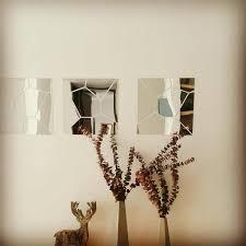 25x100cm spiegelaufkleber geschenke modern büro zimmer 25