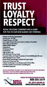 100 West Trucking Driver Royal Point MS