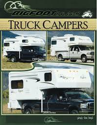 View Bigfoot Brochures | RV Brochures Download Truck Camper 4x4 Gonorth 2005 Bigfoot 25c105e Cabover Bloodydecks Campers For Sale Elegant 18 Best Factories 1500 Series Rvs Sale Happy Fresh 102 Over The Top Sold 2001 15b17cb Travel Trailer Sugar Land Tx Just Got Loaded Back On And Tent Finally Fits It 2019 104 Truck Camper Long Bed Ready Inverness Fl Truckdomeus Ta A To Do Pinterest