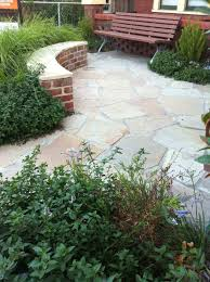 Landscape Design Simple Aspect Of Ground Stone With White Marble Chip U Black Rhbackyardlandscapingfenceinfo Front Yard
