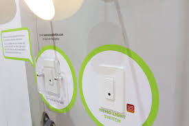 Belkin s wireless Wemo light switch can be controlled with your