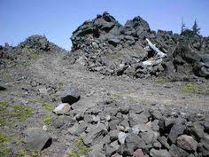 Lava beds McKenzie Pass OR Oregon Pinterest