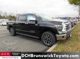 100 All Wheel Drive Trucks New 2019 Toyota Tundra Truck CrewMax Midnight Black For Sale In