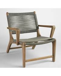 Don t Miss This Deal Gray Rapallo Outdoor Patio Lounge Chair by