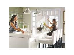 Moen 90 Degree Kitchen Faucet Stainless by Faucet Com 7790srs In Spot Resist Stainless By Moen