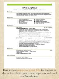 29 Here Are Best Resume Templates