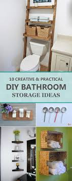 10 Creative And Practical DIY Bathroom Storage Ideas 30 Diy Storage Ideas To Organize Your Bathroom Cute Projects 42 Best And Organizing For 2019 Ask Wet Forget 3 Inntive For Small Diy Shelves Under Mirror Shelf 18 Smart Tricks Worth Considering 44 Tips Bathrooms Space Network Blog Made Jackiehouchin Home Options 19 Extraordinary Your 47 Charming Spaces Decorracks Wonderful Units Toilet Above Dunelm Here Are Some Of The Easiest You Can Have