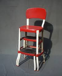 Cosco Retro Chair With Step Stool Black by Vintage Metal Step Stool U2014 Home Ideas Collection Useful Ideas