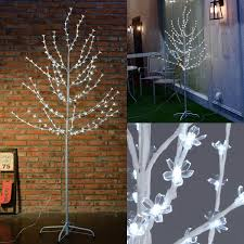Ebay Christmas Trees 7ft by New 200 Led 6ft Glowing Branches Christmas Tree Fairy Lights