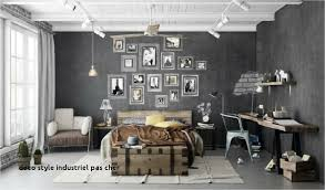 chambre style industrielle chaise style industriel pas cher deco style industriel pas cher