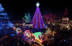 Silver Tip Christmas Tree Sacramento by 10 U S Towns With Incredible Christmas Celebrations Huffpost