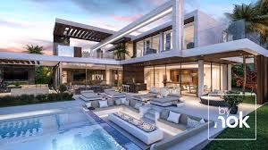 100 Villa House Design Architecture Construction Luxury Modern Villa In Benahavis
