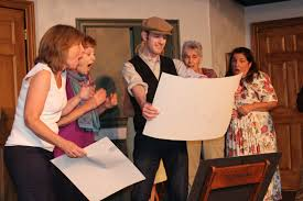 Must See Show, Calendar Girls At The Ridgefield Theater Barn | I ... Pillow Talkings Review Of Educating Rita Talking 2017 Michael Chekhov Theatre Festival In Ridgefield Revel In The Merry Beauty Of This Towns Holiday Gathering Huffpost Barn Burns Down Just Weeks After Housing 800 Cows On Stage Opening This Weekend And Upcoming Arts Leisure Etc Off Book Westport Community Last Flapper Reading At The Theater Barn Improv Comedy Night Connecticut Post News Whose Is It Anyway Returns To Friday October 13th