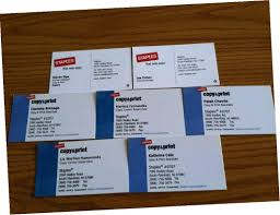 Business Card Staples Cards Canada Coupon Code 2018 ...