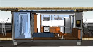 100 Shipping Container Studio Apartment YouTube