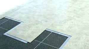 How To Install Vinyl Tile Flooring Video On Kitchen Floor Tiles Self