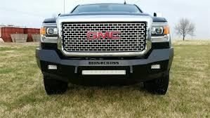 Iron Cross Automotive 40-315-16-MB HD Low Profile Bumper Fits 16-18 ...