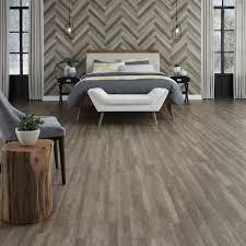 Soft Greige Porcelain Floor Tiles Wood Effect Floor Tiles
