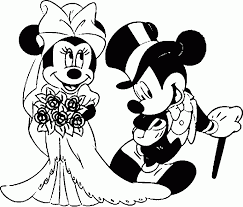 High Resolution Coloring Disney Wedding Pages New At