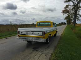 100 71 Ford Truck This 19 F100 Is Built To Outlive You Scom