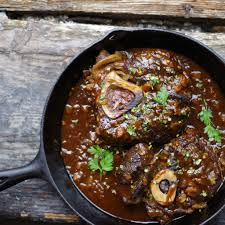 crock pot osso bucco simple osso bucco recipe veal shank recipes and food