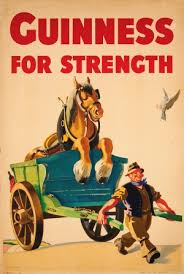 Guinness For Strength Gilroy 1930s