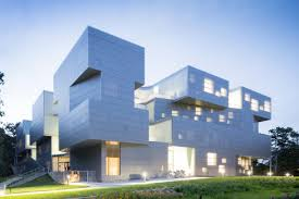 100 Steven Holl House Returns With Sculptural Arts Complex In Iowa