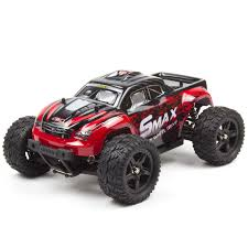 REMO 1/16 RC Monster Truck 4WD Off-Road 2.4Ghz Bru.. In Toys ...