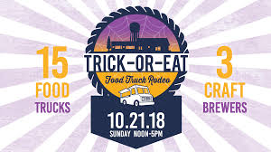 100 Truck Rodeo Trick Or Eat Food Returns On Oct 21 Downtown Garner