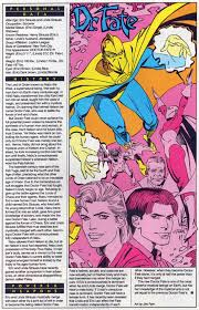 Whos Who 1989 Annual Dr Fate 1
