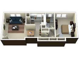 1 Bed 1 Bath Apartment in Royal Oak MI