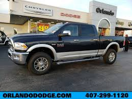 100 Truck Accessories Orlando Fl New 2500 For Sale In FL Dodge Chrysler Jeep Ram