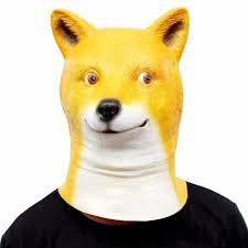 Homestar Runner Halloween 2016 by Online Get Cheap Doge Mask Halloween Aliexpress Com Alibaba Group