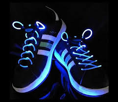 6 pairs led shoelaces light up shoe laces with 3 modes in 6