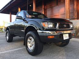 1997 Toyota Tacoma V6 3.4L 5-Speed 4WD 74K Original Miles! 1997 ... 1997 Toyota Tacoma Evergreen Pearl Stock 141742b Walk T100 Information And Photos Zombiedrive Nissan Pickup Lifted Image 50 Hilux Single Cab P Reg 24d 2wd Truck Motd New 2017 Trd Sport Double 5 Bed V6 4x4 T8190 96769 Xtra Specs Photos Modification Info For Sale Classiccarscom Cc1060966 Toyota Tacoma Related Imagesstart 100 Weili Automotive Network Used 2014 Sale Pricing Features Edmunds 20 Years Of The Beyond A Look Through Onki Stainless Brush Guard Hella 500 Flickr Review