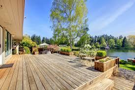 20 Stunning Backyard Patio Deck Ideas Garden Lovers Club