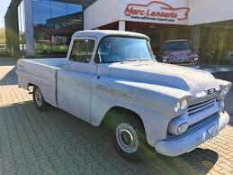 100 Apache Truck For Sale Classic 1958 Chevrolet For Dyler