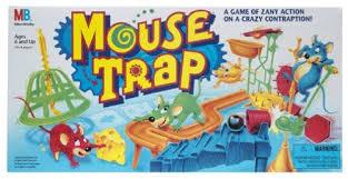 Mouse Trap Game Box