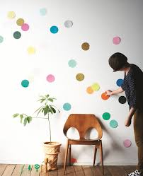How To Make Beci Orpins Giant Confetti Wall
