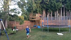 Zipline + Kids = FUN - YouTube Backyard Zip Line Alien Flier 2016 X2 Kit Installation Youtube 25 Unique Line Backyard Ideas On Pinterest Zipline How To Construct A 5 Steps With Pictures Wikihow Diy Howto Install Tighten A Zip Line Easy Trick Build Without Trees Outdoor Goods Toy Homemade Summer Activity Play Cable Run For Your Dog Itructions Photos Make Zipline Or Flying Fox At Home Science Fun How To Make Your Own 100 Own