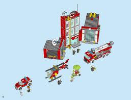 2016 Lego City Fire Station Instructions 60110 - YouTube Lego Itructions Youtube Gaming City Custom Qantas Stickers For 3182 Passenger Plane Airport 3181 Fire Engine Sos Brands Products Wwwdickietoysde Station Remake Legocom 2016 Itructions 60112 Prisoner Transport Semi Wwwtopsimagescom Ladder Truck 60107 Wilko Blox Buggy Small Set Bricks And Figures Kazi 8052 Lego 60061