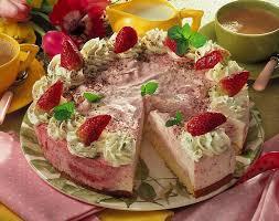 erdbeer mascarpone torte diabetiker