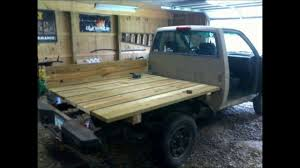 Nissan Hardbody / Toyota Pickup Truck How To Wooden Flatbed Install ... Dodge Ram 1500 Utility Bed Fresh Homemade Truck Tie Downs Made The 21 New Trailer Camper Bedroom Designs Ideas Diy Weekend Youtube Diy Bunk Beds For Rv 22 Ft 11 Pickup Hacks Family Hdyman Pvc Bike Rack And In Kayak Carrier For Trucks Wwwtopsimagescom Buildout 201 How To Maximize Interior Space In Your Vehicle Vanvaya Bed Drawer Plans Homemade Pickup Storage The Ideas Shouldn Slide Black Inspiration Home Cheap Build Album On Imgur Customtruckbeds Options Carrying A Rtt Truck Overland Bound Community