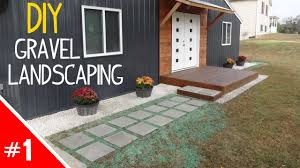 DIY Clean 'n Simple Gravel Landscaping - Part 1 Of 2 - YouTube Landscaping Diyfilling Blank Areas With Gravelmake Your Backyard Exteriors Amazing Gravel Flower Bed Ideas Rock Patio Designs How To Lay A Pathway Howtos Diy Best 25 Patio Ideas On Pinterest With Gravel Timelapse Garden Landscaping Turf In 3mins Youtube Repurpose And Upcycle Simple Fire Pit Pea 6 Pits You Can Make In Day Redfin Crushed Honeycomb Build Brick Paver Landscape Sunset Makeover Pea Red Cottage Chronicles