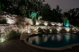 orland park retaining wall lighting outdoor lighting in chicago