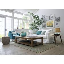 Crate And Barrel Verano Petite Sofa by Edgewood Rectangular Coffee Table Crate And Barrel Ideas For
