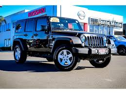 100 Craigslist Santa Maria Cars And Trucks By Owner Jeep Wrangler For Sale In San Luis Obispo CA 93401 Autotrader